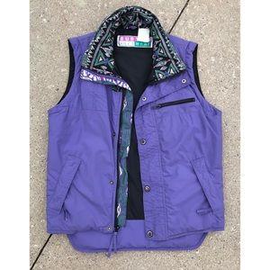 Vintage 90's Burton Surfwear Vest Size Small